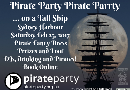 PPAU Tall Ship Party full-moon 02